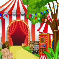 Free online flash games - Circus Ringmaster Escape game - WowEscape