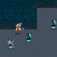 Free online flash games - Wolvenire And The x Man Search And Destroy game - WowEscape