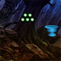Free online flash games - Wow Creepy Spider Forest Escape game - WowEscape