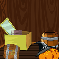 Free online flash games - GenieFunGames Billy Halloween Pumpkin House Escape game - WowEscape