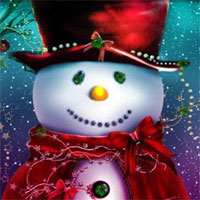 Free online flash games - HOG Merry Christmas Hidden Wreath game - WowEscape