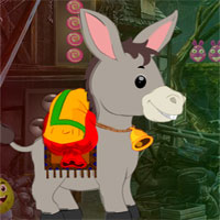 Free online flash games - G4K Pygmy Donkey Rescue