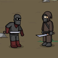 Free online flash games - Ninja Brawl game - WowEscape