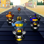 Free online flash games - Race Choppers game - WowEscape