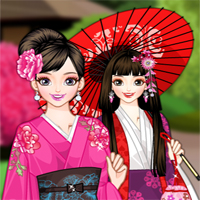 Free online flash games - Japanese Princess game - WowEscape