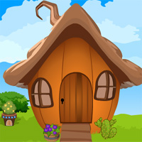 Free online flash games - Cute Devil Creature Rescue Games4King game - WowEscape