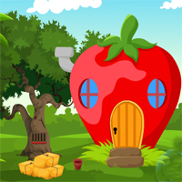 Free online flash games - Games4King Boy Escape From Fruit House game - WowEscape