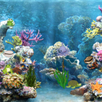 Free online flash games - Hidden Objects-Underwater World game - WowEscape