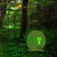 Free online flash games - Emerald Green Forest Escape