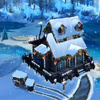 Ena The Frozen Sleigh-The Winter Hill Town Escape