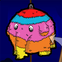 Free online flash games - Pinata Hunter game - WowEscape