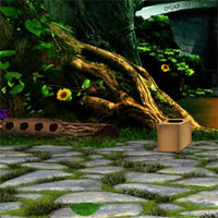 Free online flash games - Mirchi Magical forest escape game - WowEscape