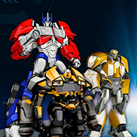 Free online flash games - Autobots Challenge game - WowEscape