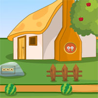 Free online flash games - GFG Billy Forest House Escape game - WowEscape