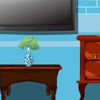 Free online flash games - G2M Blue Villa Escape game - WowEscape