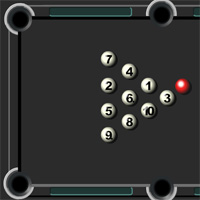 Free online flash games - Black Bill Black Jack Billiard Cooltuning game - WowEscape