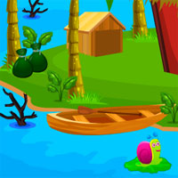 Free online flash games - Escape Island House game - WowEscape