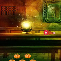 Free online flash games - Medieval Halloween House Escape