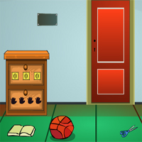 Free online flash games - GenieFunGames Kids Dorm Room Escape game - WowEscape
