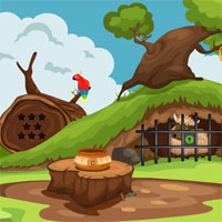 Free online flash games - Forest Animal Rescue Escape game - WowEscape