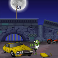 Free online html5 games - Games4Escape  Escape From Zombies Attack  game