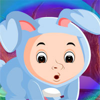 Free online flash games - G4k Funny Suit Baby Rescue  game - WowEscape