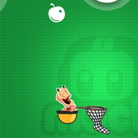 Free online flash games - Wormy Apple game - WowEscape
