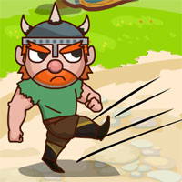 Free online flash games - Barbarian Soccer game - WowEscape