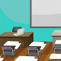 Free online flash games - G4E Classroom Escape
