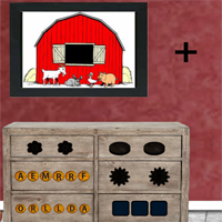 Free online flash games - 8BGames Farm Girl Escape