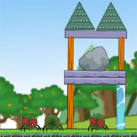 Free online flash games - Pests Must Die game - WowEscape