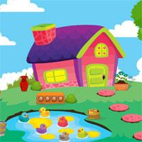 Free online flash games - G4K Joyful Boy Escape game - WowEscape