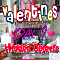 Free online flash games - Valentines Day Hidden Objects HOG game - WowEscape