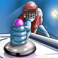 Free online flash games - Air Hockey FreeOnlineGames game - WowEscape
