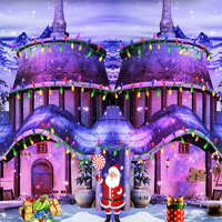 Free online flash games - Find The Christmas Bear game - WowEscape