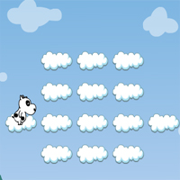 Free online html5 games - Cow Jump game