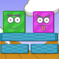 Free online flash games - Purple Trouble game - WowEscape