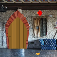 Free online flash games - GFG Medieval Castle Room Escape