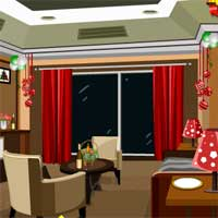 Free online flash games - New Year Party Restaurant Escape game - WowEscape