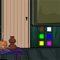 Free online flash games - NsrGames Halloween Party 3 game - WowEscape