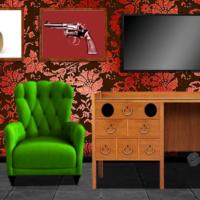 Free online html5 escape games - G2M Gangster House Escape
