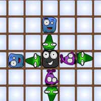 Free online html5 games - Color Peas CuteFlashGames game