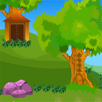 Free online flash games - AVMGames Escape Forest House game - WowEscape