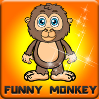 Free online flash games - Games2Jolly  Funny Monkey Escape
