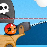 Free online flash games - Shot Shot Pirate game - WowEscape