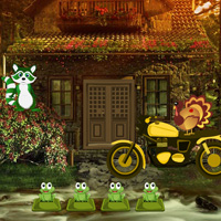 Free online flash games - Wowescape Find Thanksgiving Party House game - WowEscape