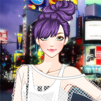 Free online flash games - Harajuku Streetshots Anime game - WowEscape