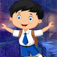 Free online flash games - G4K Senior Schoolboy Rescue game - WowEscape