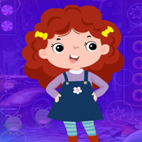 Free online flash games - G4K Amiable Girl Escape game - WowEscape