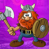 Free online html5 games - G4K Angry Ancient Warrior Escape  game